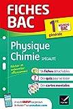 Fiches bac Physique-Chimie 1re (spécialité) Nouveau programme de Première 2019-2020