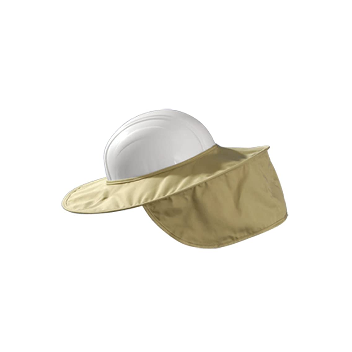 Occunomix 561-899-KHK Stow Away Hard Hat Shade- Khaki