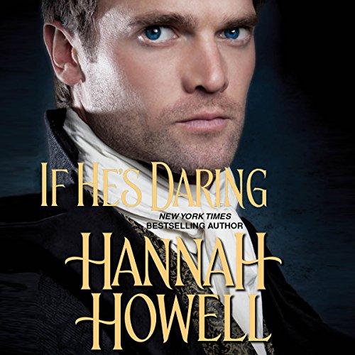 If He's Daring audiobook cover art
