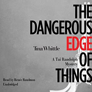 The Dangerous Edge of Things audiobook cover art