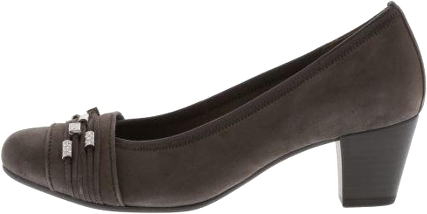 Gabor Damen Pumps Pumps 75485-19 grau 300773  zu billig