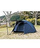 ビジョンピークス テント 大型テント ツーリングドーム クロウ VP160102I01 ブラック