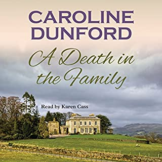 A Death in the Family                   By:                                                                                                                                 Caroline Dunford                               Narrated by:                                                                                                                                 Karen Cass                      Length: 5 hrs and 4 mins     17 ratings     Overall 4.1