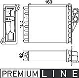 Mahle AH 168 000P Intercambiador de Calor Interior