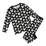Disney Mickey Mouse Ditsy Pyjama Set Juego de Pijama, Multicoloured, 14 Regular para Mujer