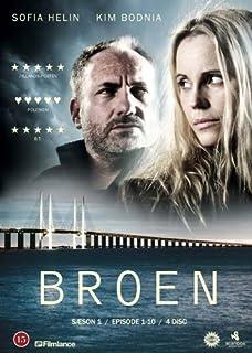 Broen: Season 1 (The Bridge) (The Tunnel) (2011) (Region 2) (Import)