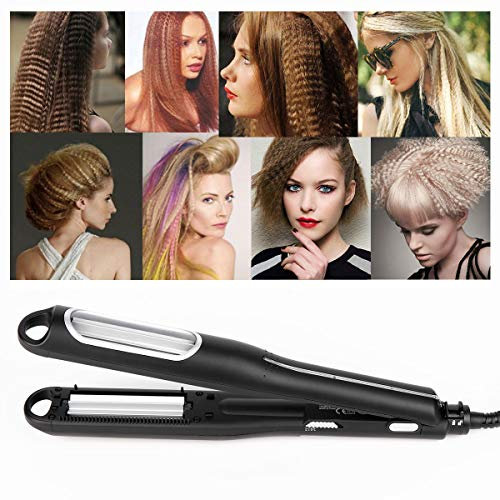 LESCOLTON Volumizing Hair Iron - Increase Volume and Texture in Hair Up, Specifically to Add Lasting Volume and Body to Hair