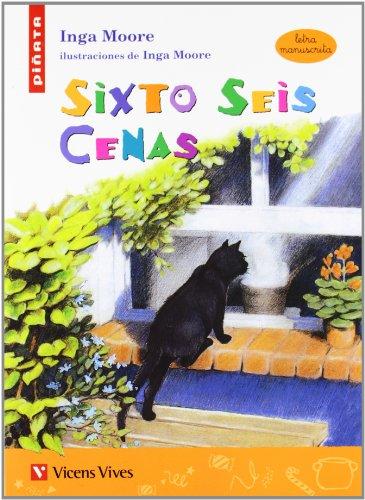 Sixto Seis Cenas (letra Manuscrita) (Colección Piñata) - 9788431680794