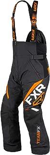 FXR Mens Team FX Pant (Black/Orange, 3X-Large)