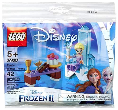 LEGO 30553 Elsa\'s wintertroon