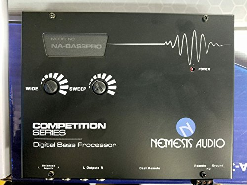 Nemesis Audio NA - BASSPRO Digital Bass Processor