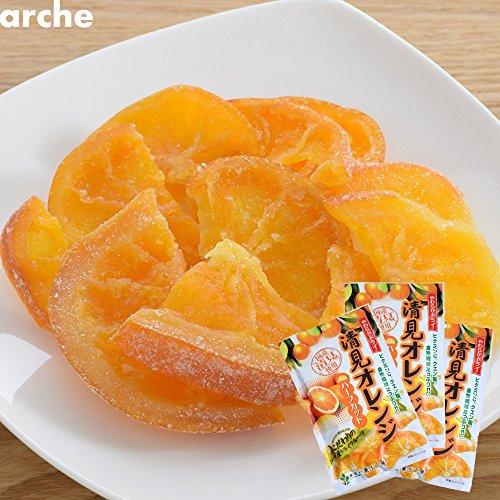 ドライフルーツ 国産 清見オレンジ 大袋(60g)3袋セット 南信州菓子工房 #605 (メール便)