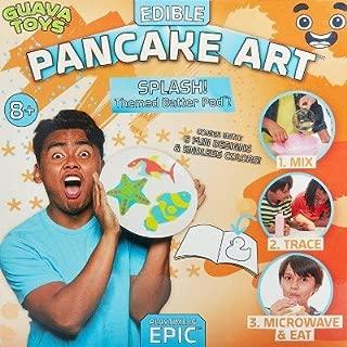 brandable Guava Toys: Pancake Art Activity Kit