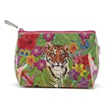 Jellycat Kosmetiktasche Small Bag 'Tiger Lily' Schminktasche Reise Tasche TL6BS