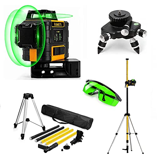 KAIWEETS KT360A & Adapter & Tripod & Glasses