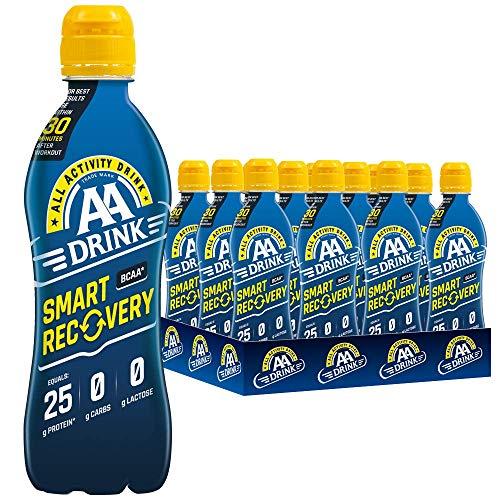 AA Drink Smart Recovery 0,5L (12 flesjes, incl. statiegeld)