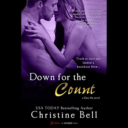 Down for the Count audiobook cover art
