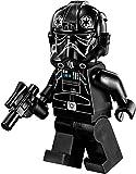 LEGO Star Wars Rebels Mini Figure Imperial Tie Fighter Pilot/Black Tie Fighter Pilot with Imperial Blaster