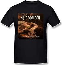 Gorgoroth Ad Majorem Sathanas Gloriam Men's Unique Design Sports Tshirts