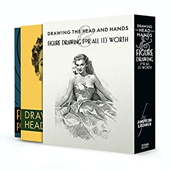Drawing the Head and Hands & Figure Drawing  Box Set