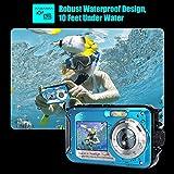 Zoom IMG-2 macchina fotografica subacquea fotocamera digitale