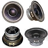 Master Audio CW500/8M Altavoz midrange 13,00 cm 130 mm 100 vatios rms 200 vatios MAX casa Coche Party impedancia 8 Ohm, 1 Unidad