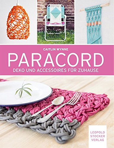 Paracord: Deko und Accessoires für Zuhause