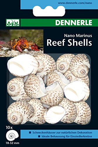 Dennerle 7004174 Nano Marinus ReefShell 10 Stück