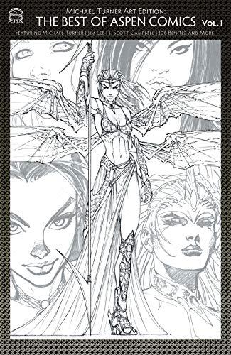 The Best of Aspen Comics (Michael Turner Art Edition)