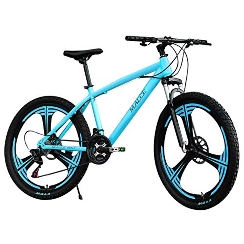 Great Features Of justHIGH 26in Mountain Bike for Adults,Full Suspension MTB Bikes,Outdoor Racing Cy...
