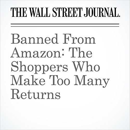 Banned From Amazon: The Shoppers Who Make Too Many Returns copertina