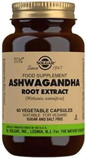 Solgar, Ashwagandha Root Extract, 60 Veggie Caps