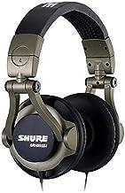 هدفون DJ Shure SRH550DJ با کیفیت حرفه ای (Smokey Grey)