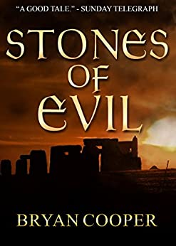 Stones of Evil by [Bryan Cooper]