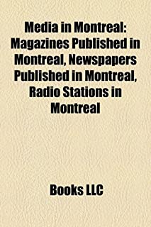 Media in Montreal Magazines Published in