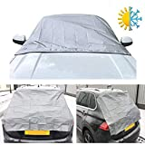 Fineway. 2 x Magnetic Car Windscreen Cover | Car Windshield Protect From Sun, Ice, Frost & Snow Dust Protector...