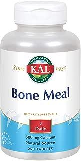 Kal Bone Meal Tablets, 250 Count