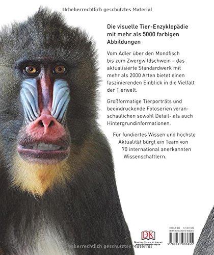 Tiere: Die große Bild-Enzyklopädie mit über 2.000 Arten - 4