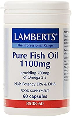 Lamberts - Cap. Fish Oil High Poten from Lamberts
