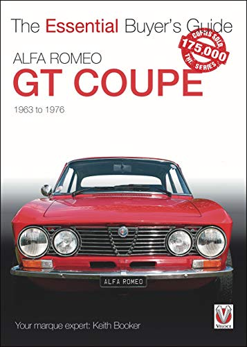 Alfa Romeo Giulia GT Coupe (The Essential Buyer's Guide)