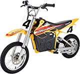 Razor MX650 Dirt Rocket Electric Motocross Bike - Yellow