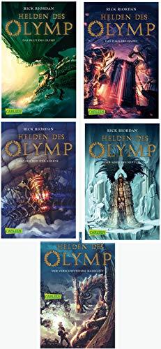 Rick Riordan Helden des Olymp Reihe
