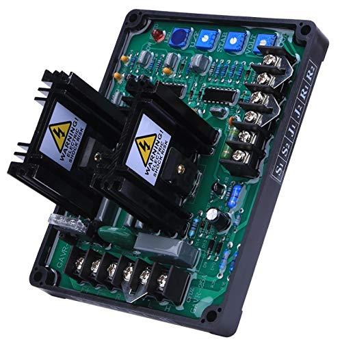Regulador automático de generador sin escobillas de ajuste simple Regulador de voltaje...