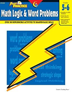 Math Logic & Word Problems, Gr. 5-6 (Power Practice)