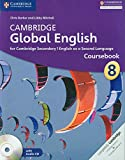 Cambridge Global English. Stages 7-9. Stage 8 Coursebook. Con CD-Audio: for Cambridge Secondary 1 English as a Second Language