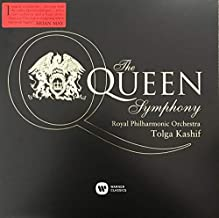 the queen symphony vinyl