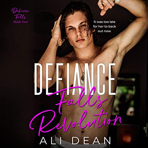 Defiance Falls Revolution cover art