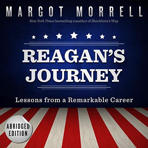 Reagan's Journey cover art