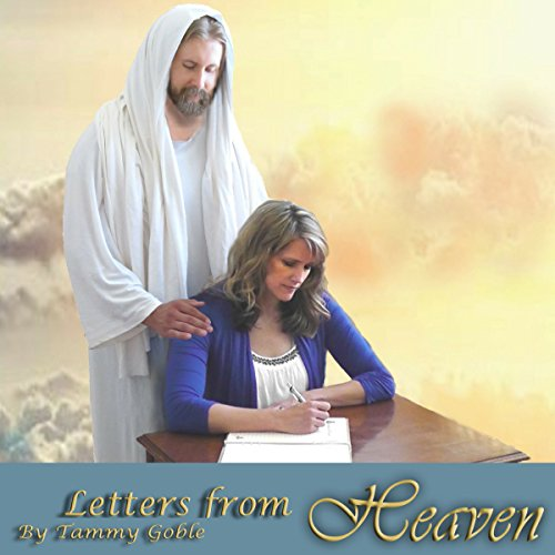 Letters from Heaven audiobook cover art