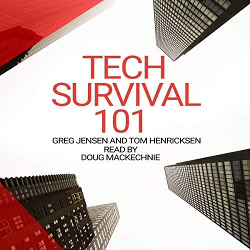 Tech Survival 101 audiobook cover art
